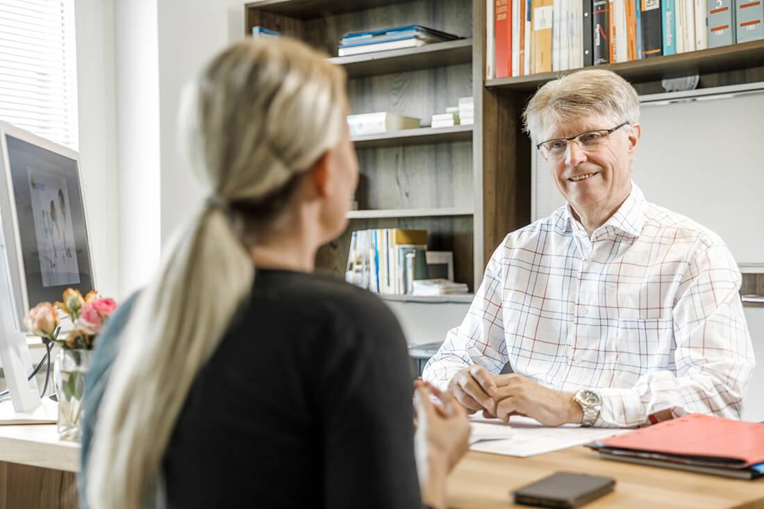 Hausarzt-Bochum-Triebel-Die Hausärztliche Versorgung gehört zu unseren Leistungen