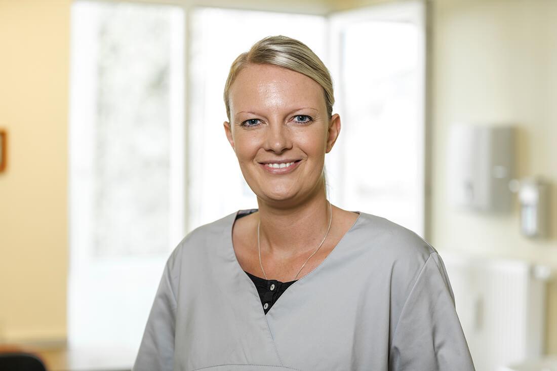 Hausarzt-Bochum-Triebel- Team: Frau Rehfeld - Medizinische Fachangestellte