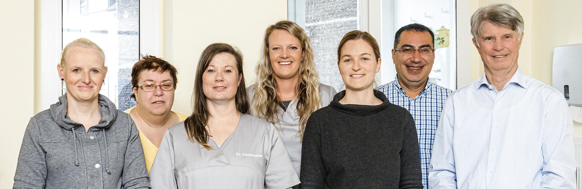 Hausarzt - Bochum - aerztegemeinschaft-dorstenerstrasse-team